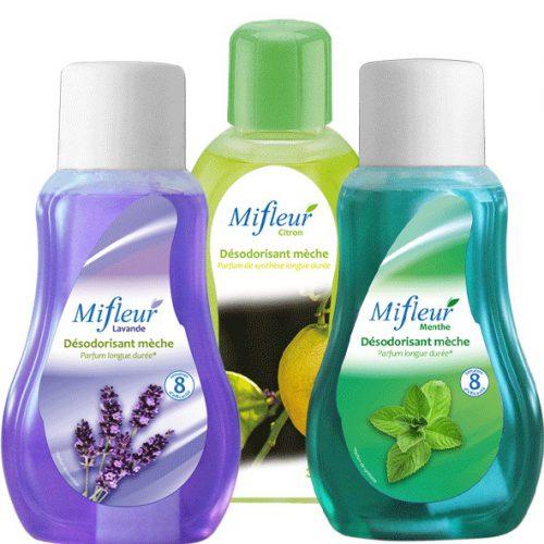 Désodorisant à mèche Mifleur