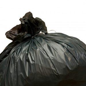 Sacs poubelle HD noir