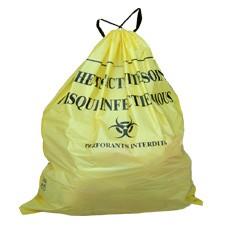 Sac à déchets de soins DASRI 20 L