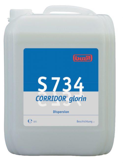 Emulsion brillante Corridor Buzil S734