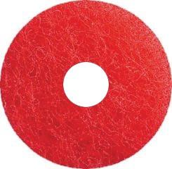 Disque rouge premium