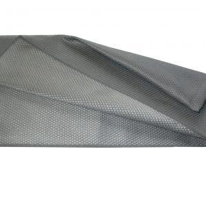 Torchon microfibres Metalik