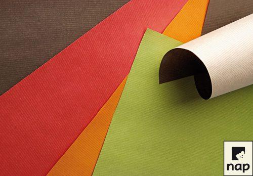 Sets de table papier kraft 30x40