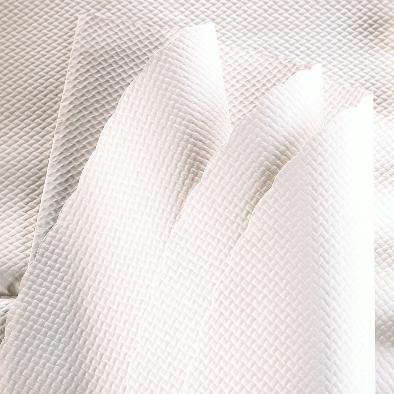 nappe format en papier blanc sodisgro