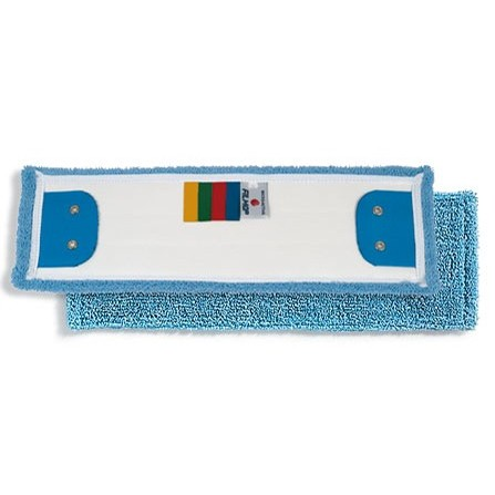 Frange de lavage 50 cm microfibre Micro Activa à languettes