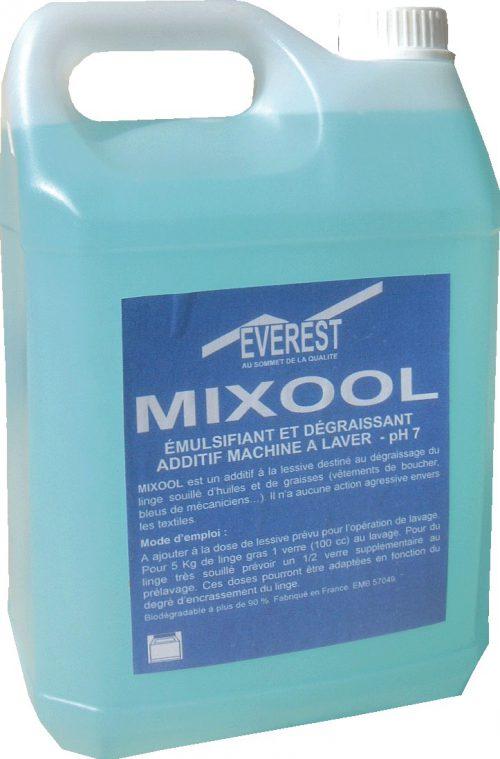Mixool additif linge gras
