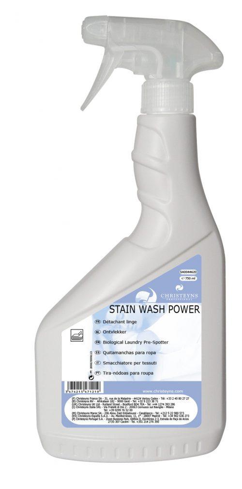 Détachant linge Stain Wash Power