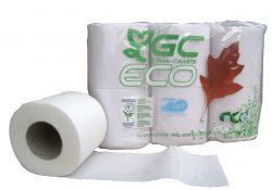 Papier hygiénique rlx standard ouate 2 plis écolabel