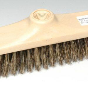 Balai 30 cm soie grise