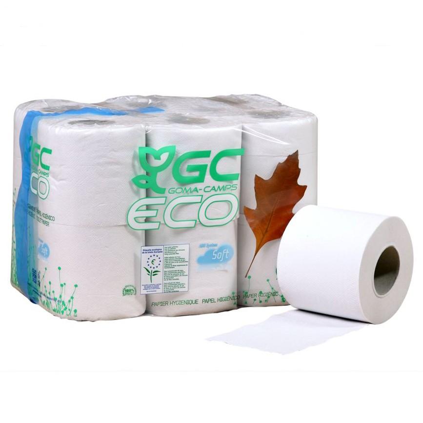 Papier hygiénique rlx standard ouate écolabel