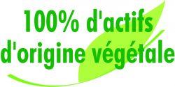 100% d'origine végétale
