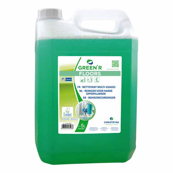 Green'r Floor nettoyant multi usages écolabel